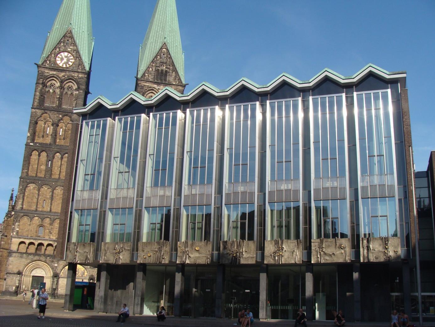 Haus Kaufen Bremerhaven  Haus der Bürgerschaft