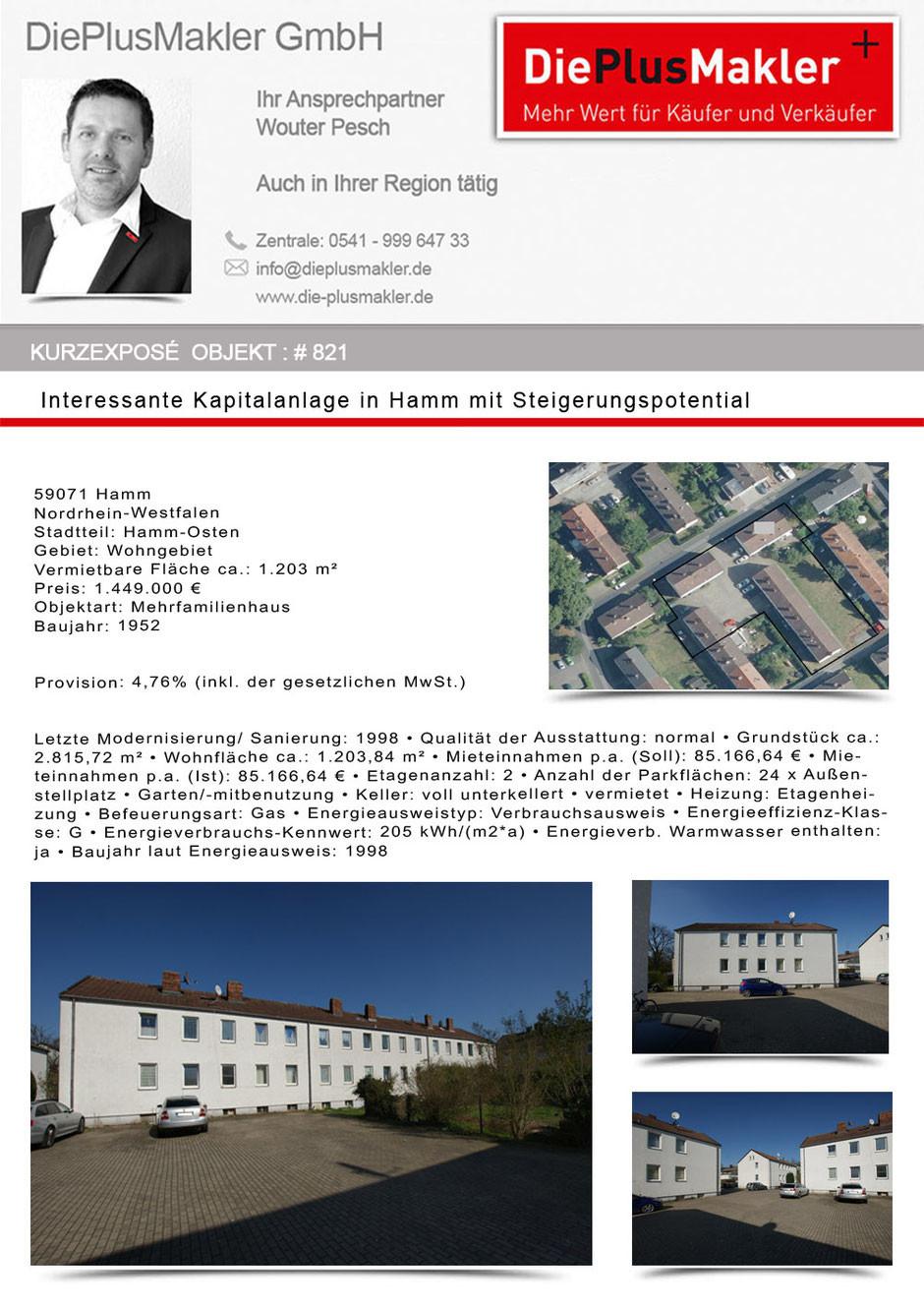 Haus Kaufen Hamm  821 HAUS KAUFEN IN HAMM HAUSVERKAUF WOHNUNGSKAUF WOHNUNG