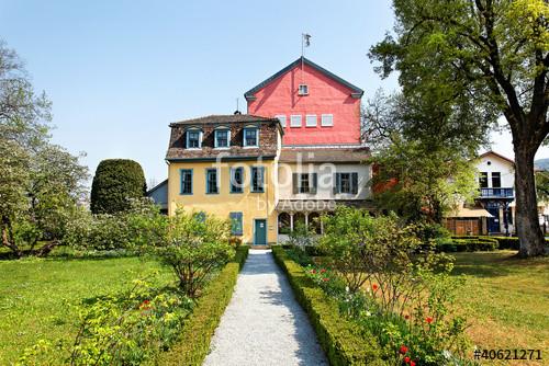 """Haus Kaufen Jena  """"Das berühmte Friedrich Schiller Haus in Jena Deutschland"""