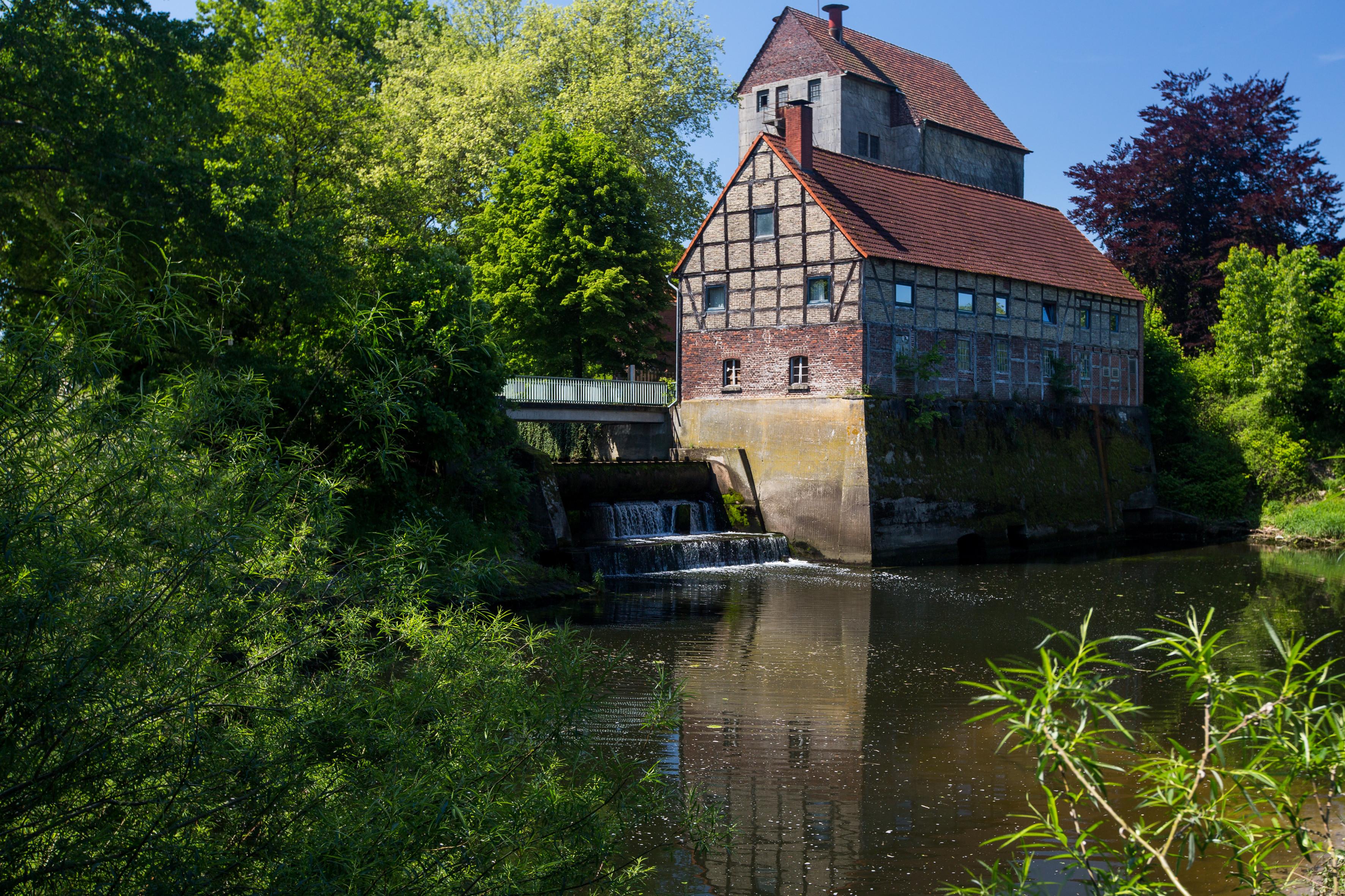 Haus Kaufen Münster  Wasserkraft Stadtwerke Münster