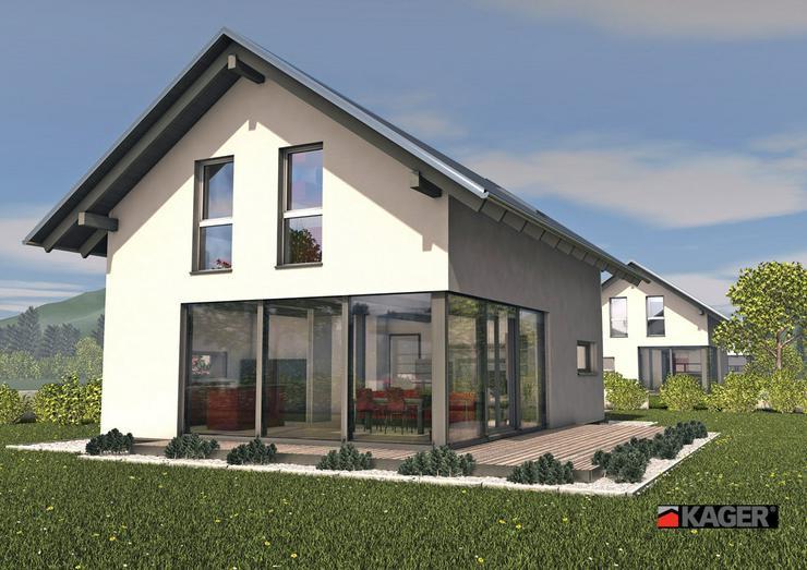 Haus Kaufen Wilnsdorf  Fertighaus Eigenheim Ausbauhaus mit Kager Haus in
