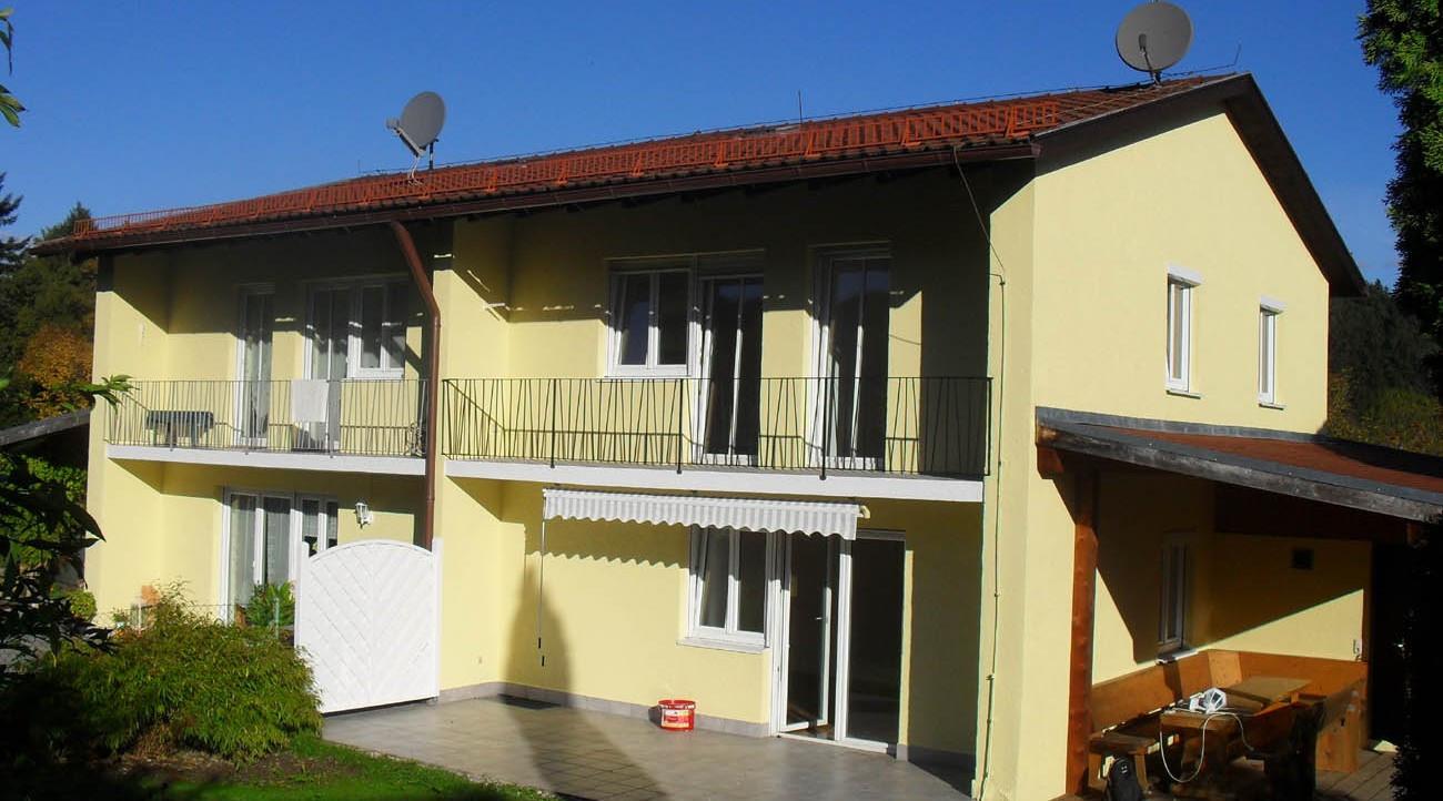 Haus Mieten Bassum  Haus mieten Achenmühle Doppelhaushälfte mit Garten
