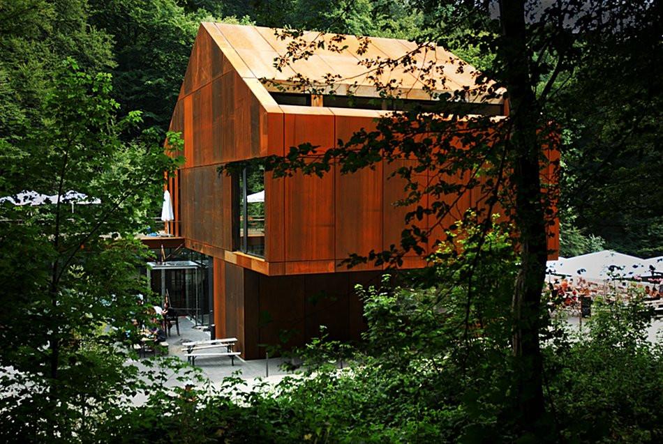 Haus Müngsten  Juli 2010