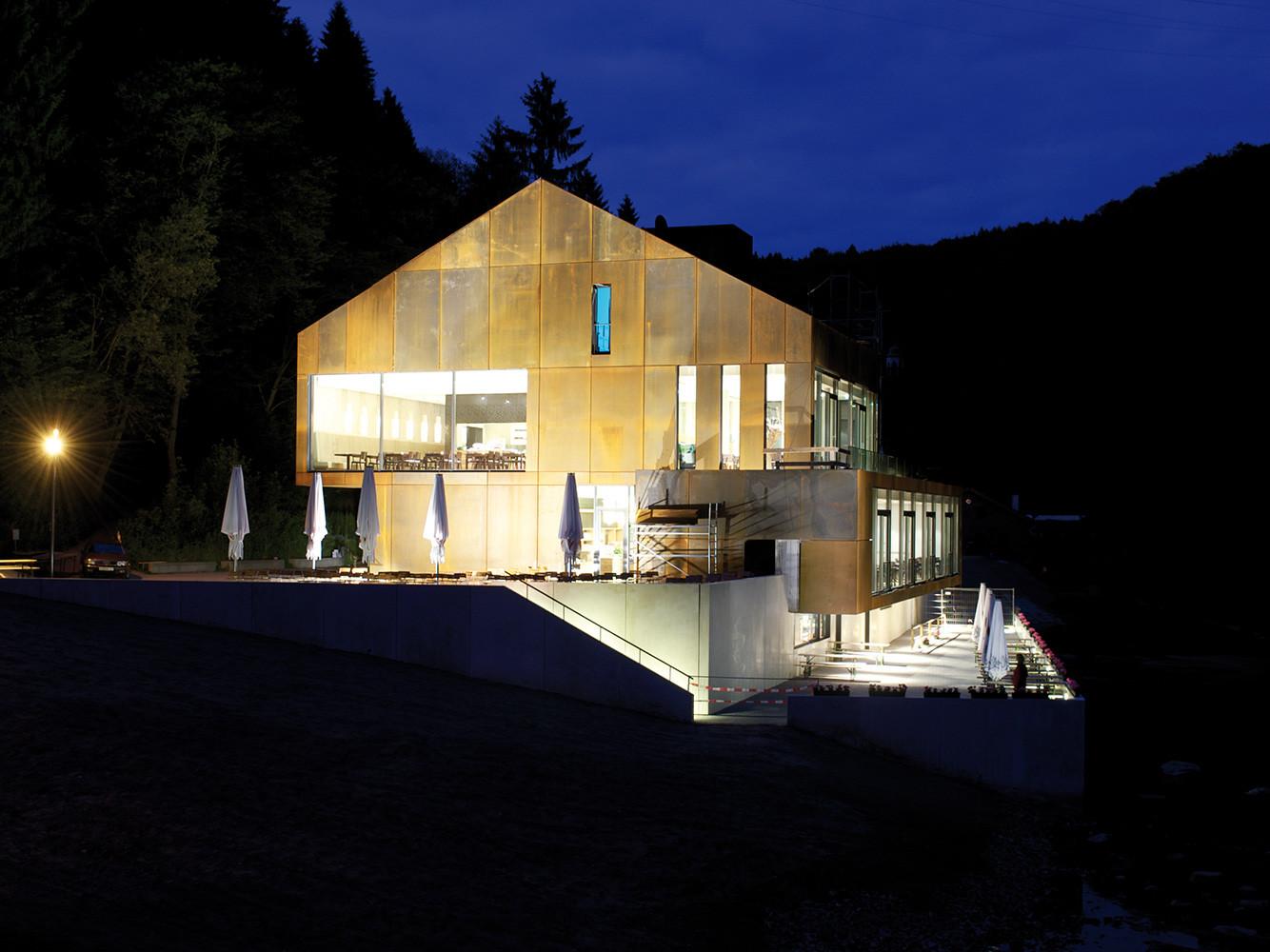 Haus Müngsten  Dinnebier Licht GmbH
