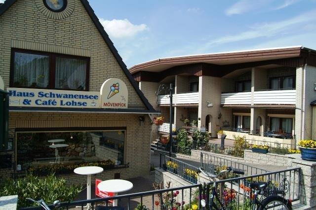 Haus Schwanensee  Hotel Haus Schwanensee Holsteinische Schweiz