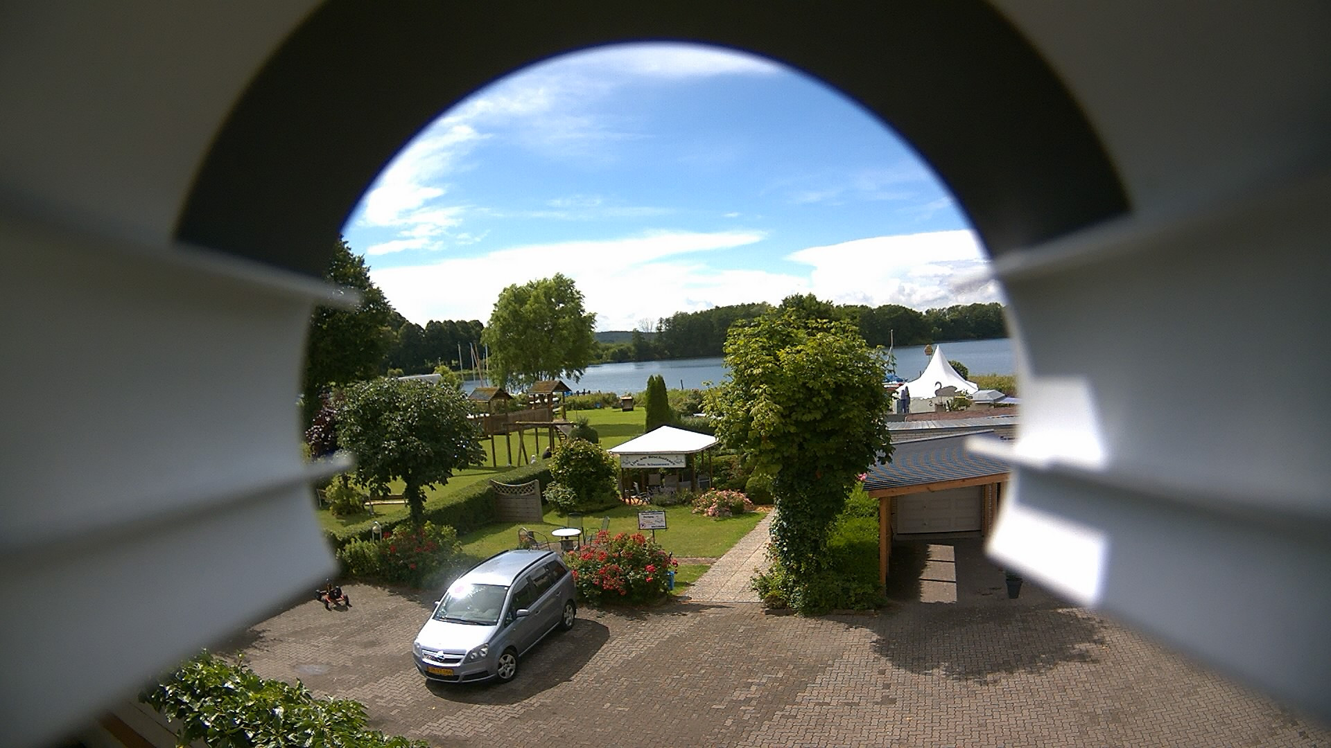 Haus Schwanensee  Webcams