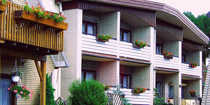Haus Schwanensee  Hotel am Gr Plöner See Haus Schwanensee