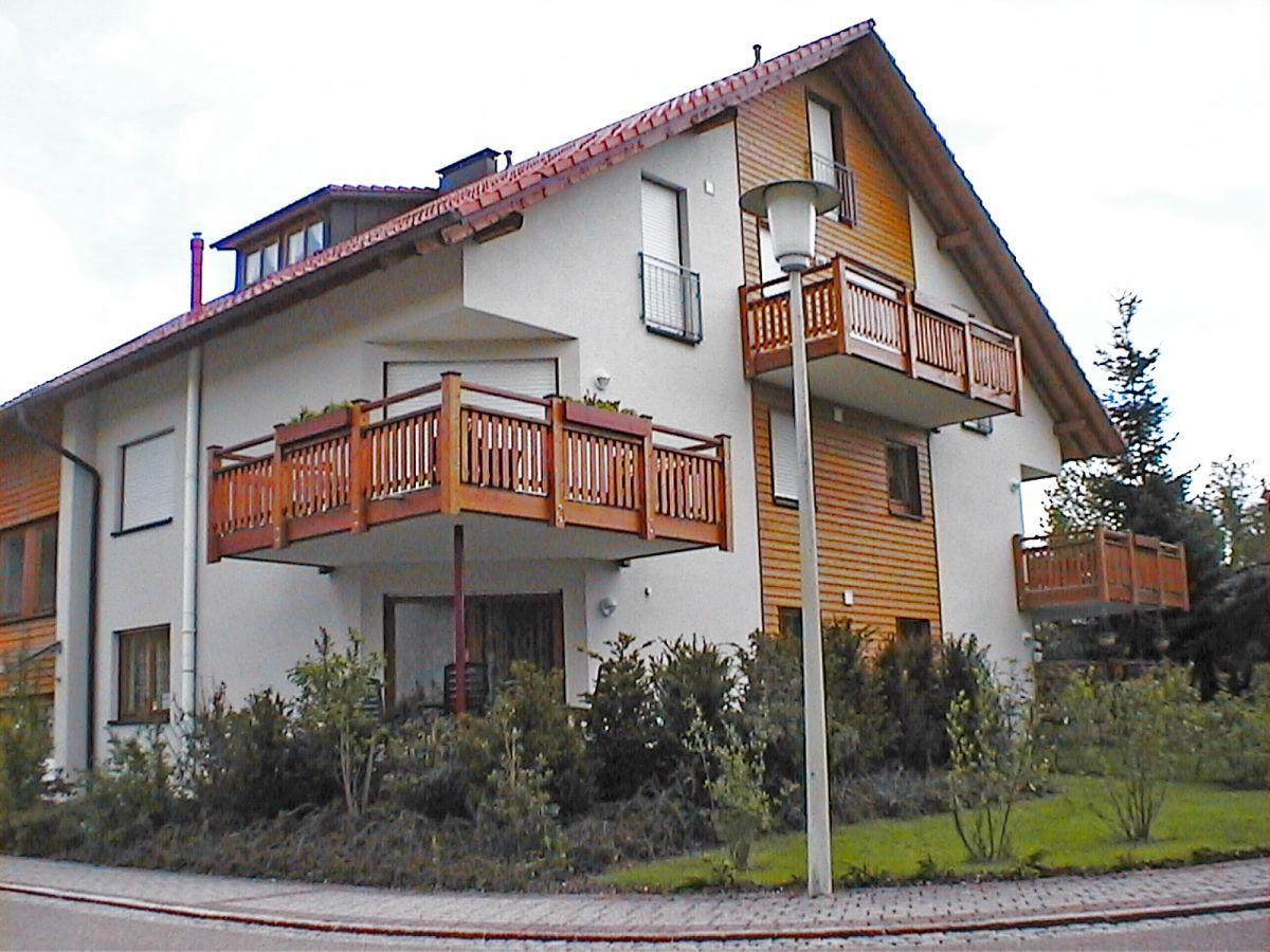 Haus Wiesengrund  Ferienwohnung Haus Wiesengrund WG 4 Titisee Neustadt