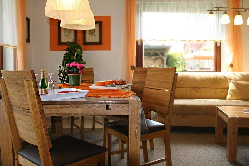 Haus Wiesengrund  Ferienwohnungen Haus Wiesengrund