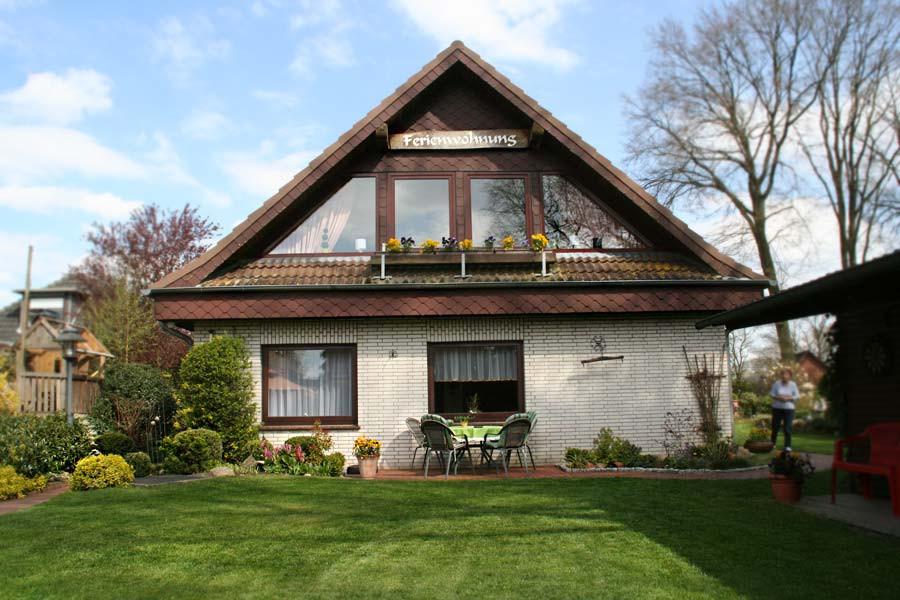 Haus Wiesengrund  Ferienwohnung 120 Haus Wiesengrund