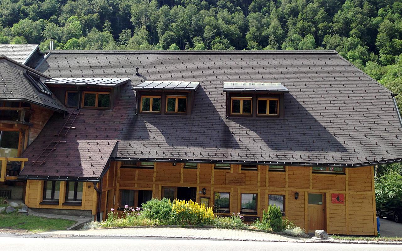 Haus Wiesengrund  Ferienwohnungen Todtnau Fahl im Schwarzwald Haus