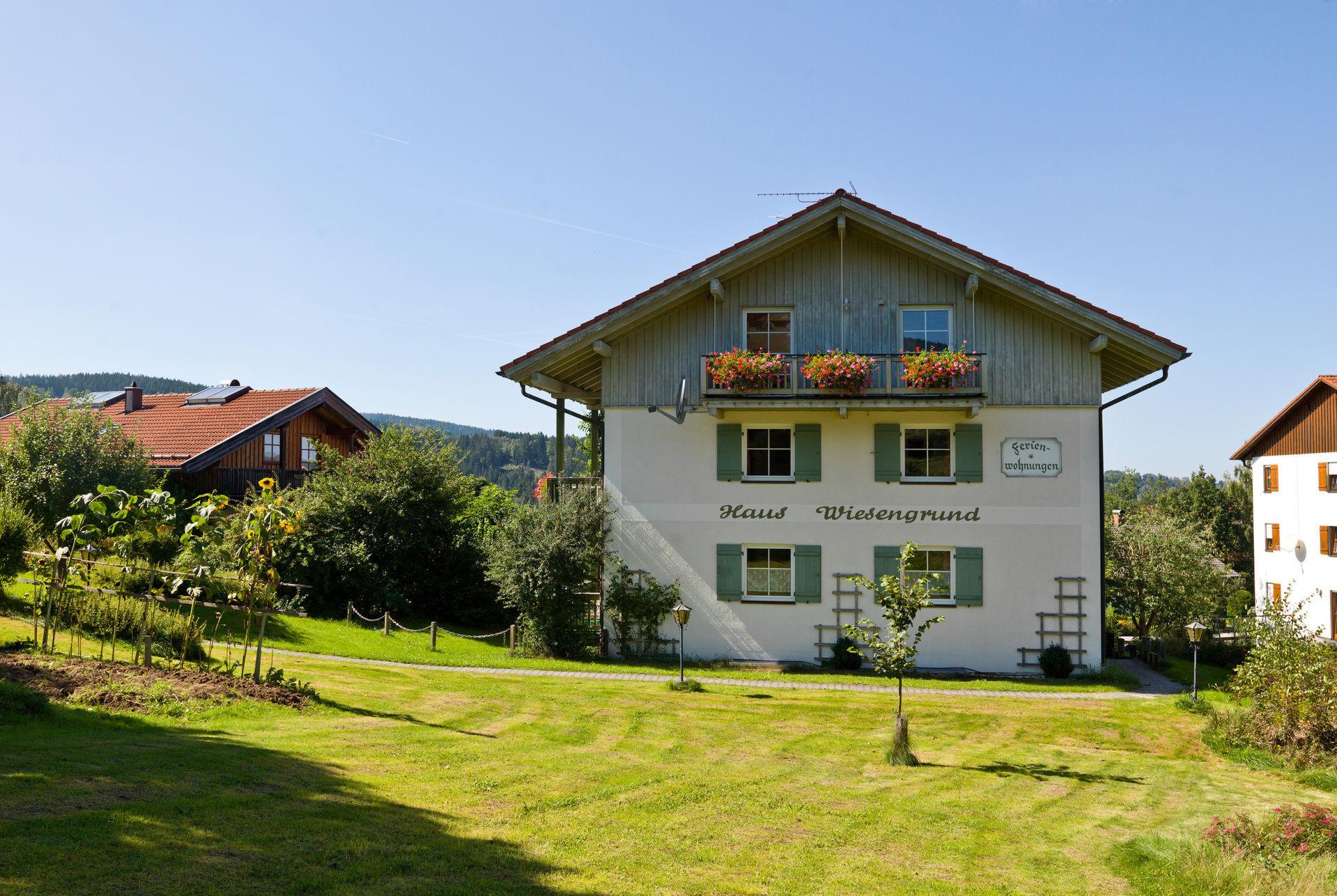 Haus Wiesengrund  Haus Wiesengrund Ferienregion Zwiesel Naturpark