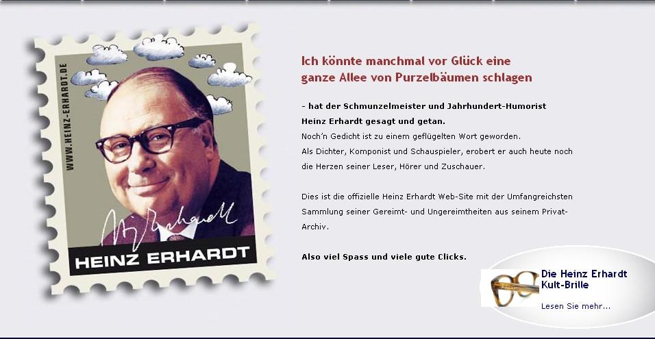 Heinz Erhardt Hochzeit  Heinz Erhardt JungleKey Bilder 100