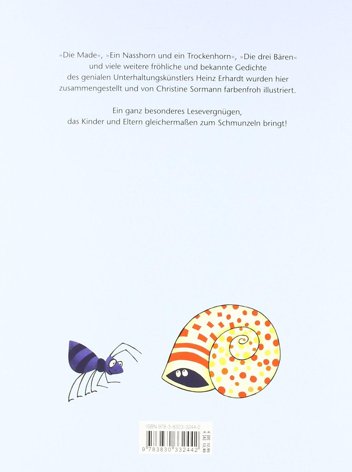Heinz Erhardt Hochzeit  Heinz Erhardt Gedicht Hochzeit