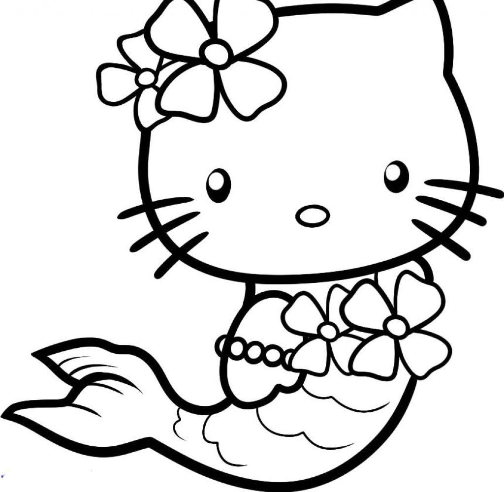 Hello Kitty Ausmalbilder  45 Hello Kitty Ausmalbilder Kostenlos