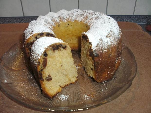 Hermann Kuchen  Hermann Kuchen Rezept mit Bild kochbar