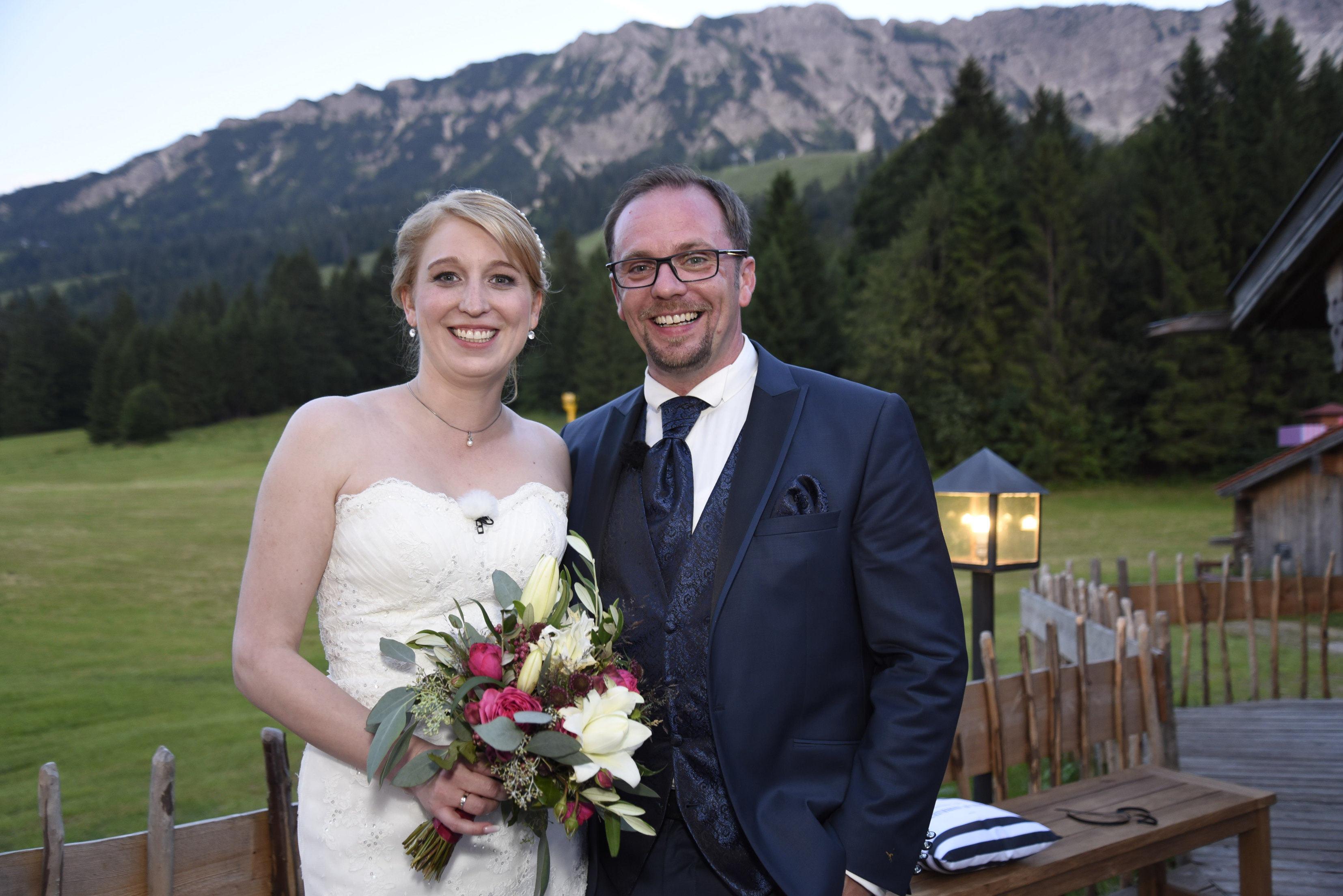 """Hochzeit Auf Den Ersten Blick Kathrin Und Ingo  """"Es ist anders als eine normale Beziehung und anders als"""