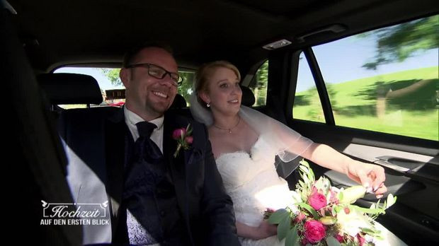 Hochzeit Auf Den Ersten Blick Kathrin Und Ingo  Hochzeit auf den ersten Blick Video Ingo und Kathrin