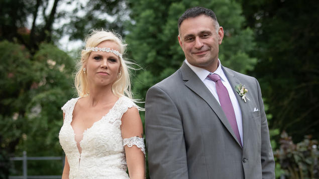 """Hochzeit Auf Den Ersten Blick Sandra Und Sebastian  """"Hochzeit auf den ersten Blick"""" Blitz Scheidung bei"""