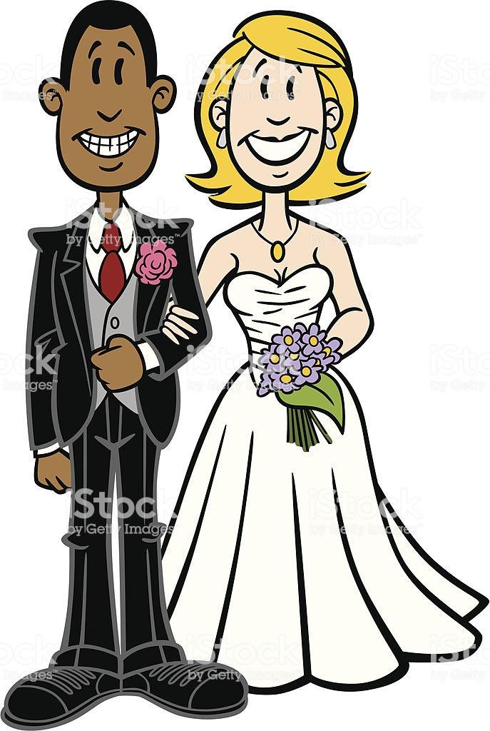 Hochzeit Bilder Comic  ic Hochzeit Stock Vektor Art und mehr Bilder von