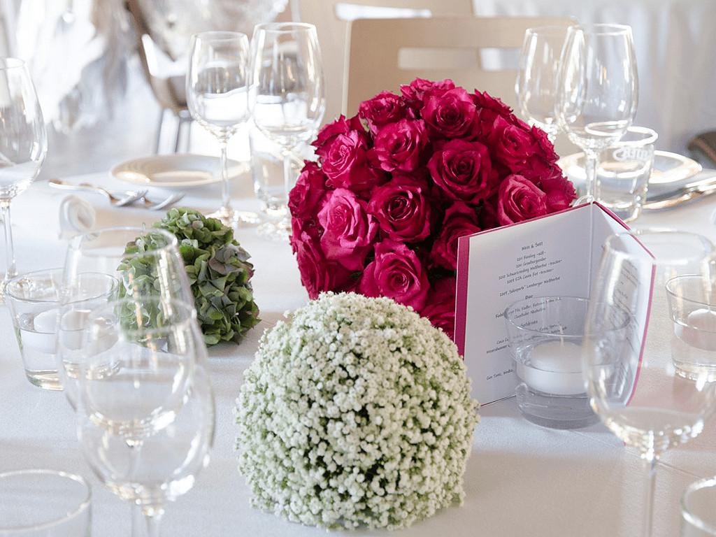 Hochzeit Blumendeko  BLUMEN TISCHDEKO HOCHZEIT BILDER – nxsone45