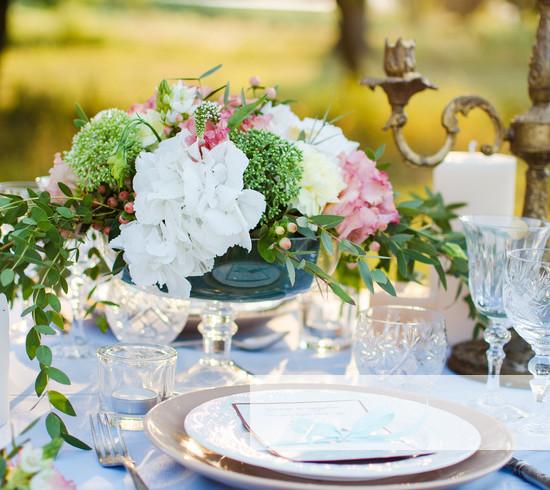 Hochzeit Blumendeko  Hochzeitsdeko Inspirationen und Ideen