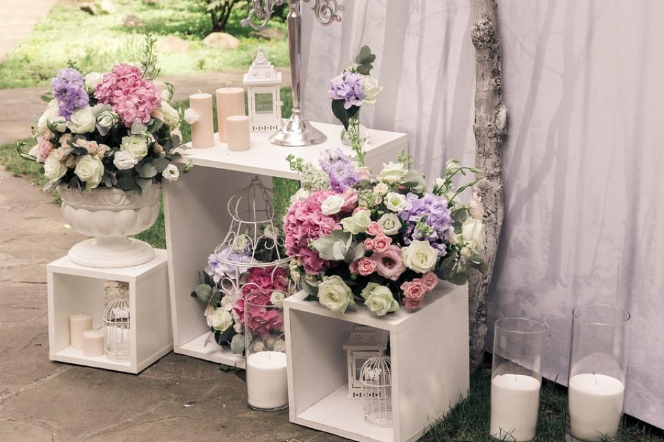 Hochzeit Blumendeko  Blumendeko Hochzeit