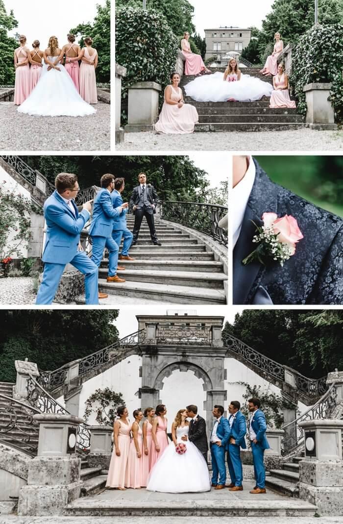 Hochzeit Bodensee  Heiraten am Bodensee Jetzt wird´s Pink I Fotostory