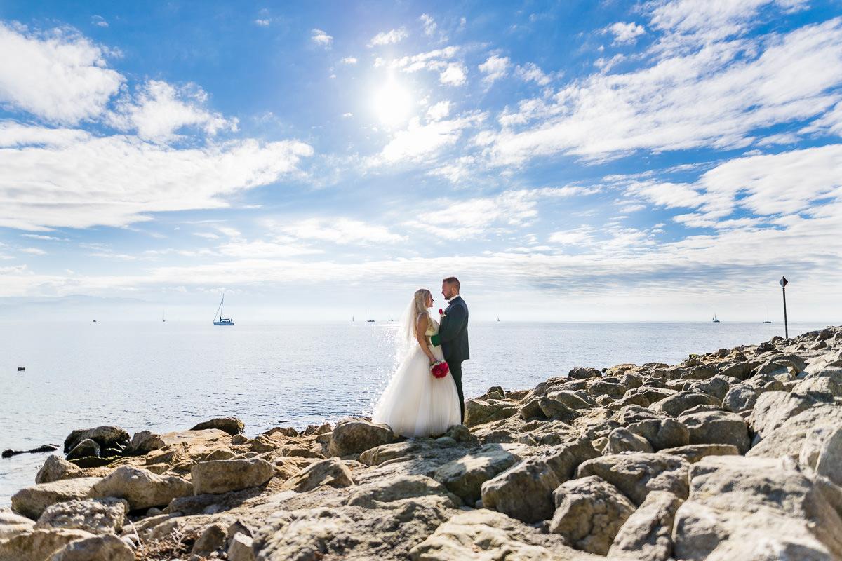 Hochzeit Bodensee  heiraten auf der Veitsburg in Ravensburg Hochzeitsfotograf