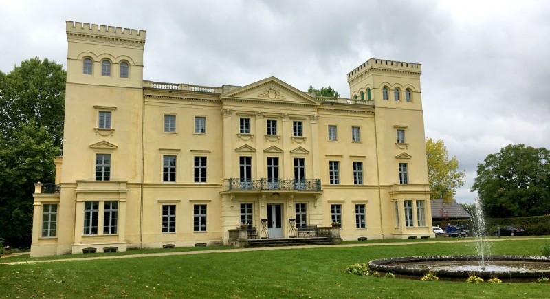 Hochzeit Brandenburg  Heiraten auf Schloss Steinhöfel Brandenburg Eine