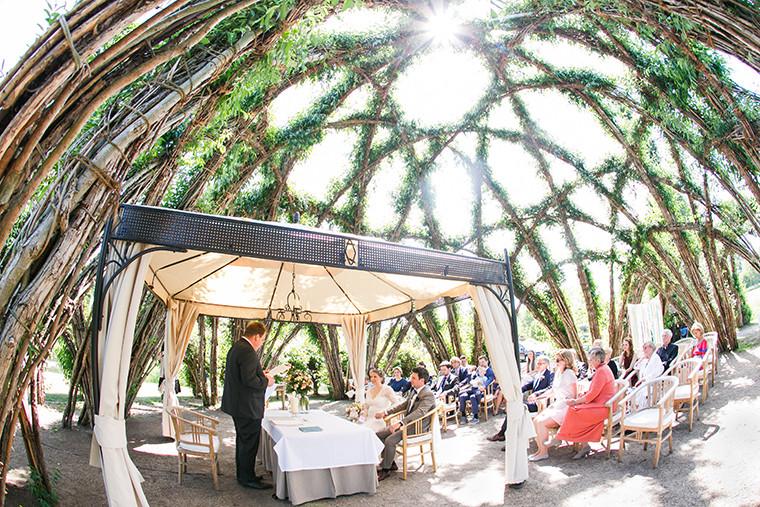 Hochzeit Brandenburg  Hochzeit im Spreewald