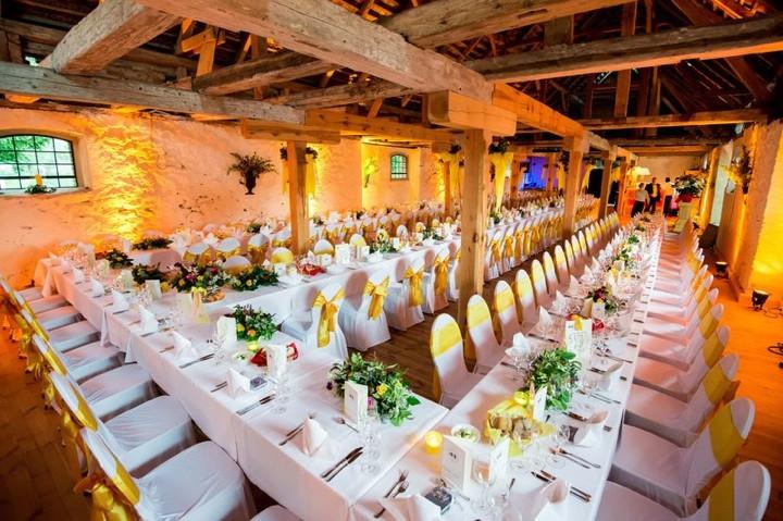 Hochzeit Brandenburg  Hochzeit im Gutshaus