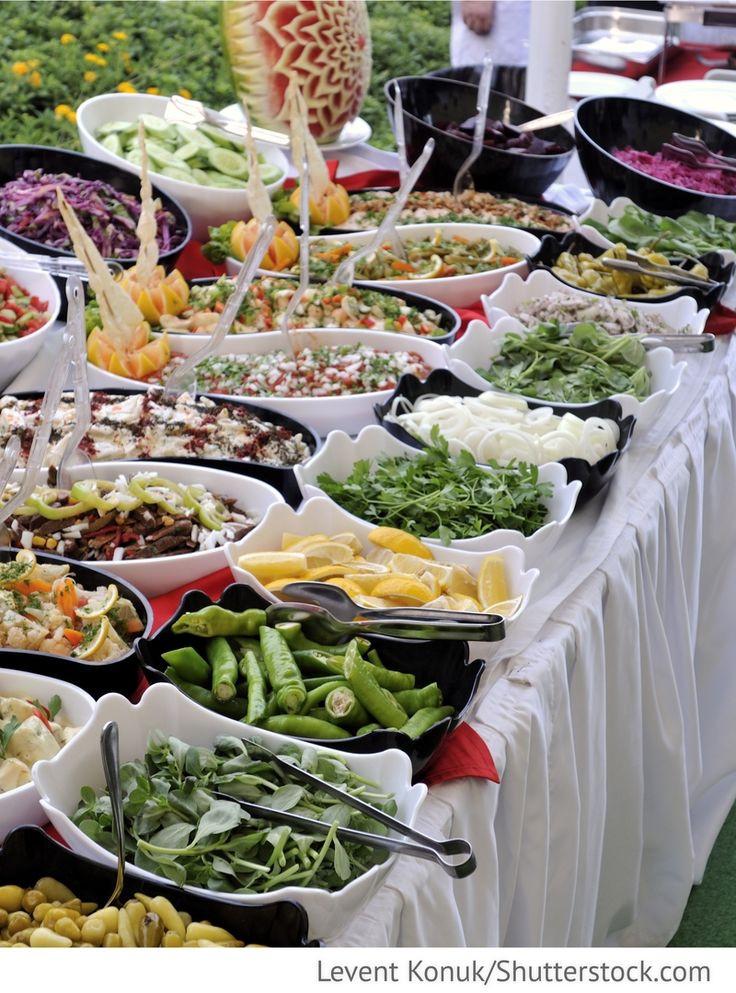 Hochzeit Buffet  52 besten Buffet russische Hochzeit Bilder auf Pinterest