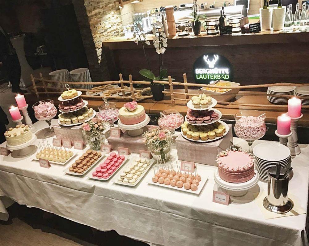 Hochzeit Buffet  kuchenlady – Torten und Patisseriemanufaktur