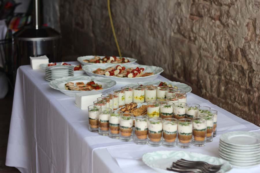 Hochzeit Buffet  Hochzeit Empfang Buffet