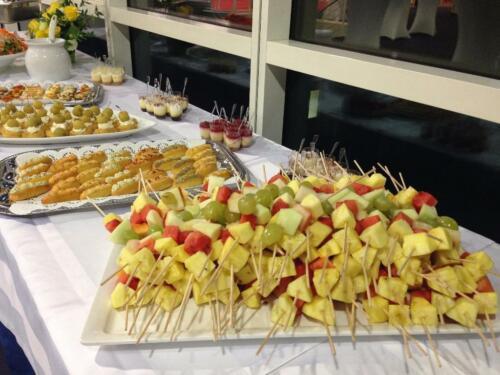Hochzeit Buffet  Catering Partyservice Hochzeit Buffet Jugendweihe