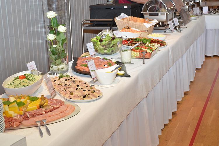 Hochzeit Buffet  Hochzeit