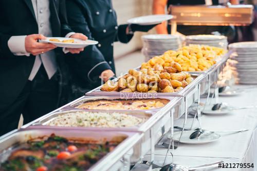 """Hochzeit Buffet  """"essen hochzeit buffet catering"""" Stockfotos und"""