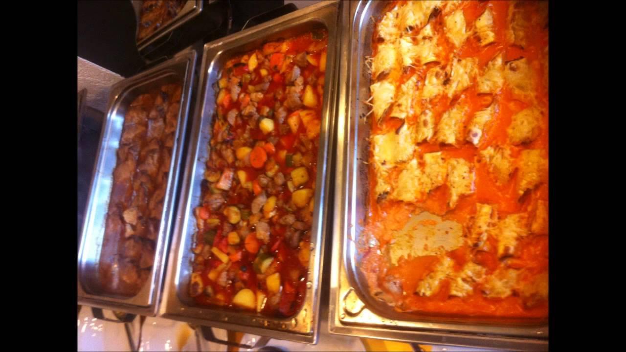 Hochzeit Buffet  Restaurant Bürgerhaus Weiskirchen Warmes Buffet Sonntags