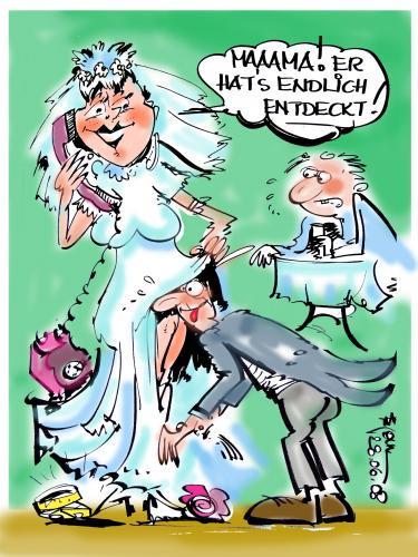 Hochzeit Cartoon  Hochzeit By cartoonist egon Love Cartoon