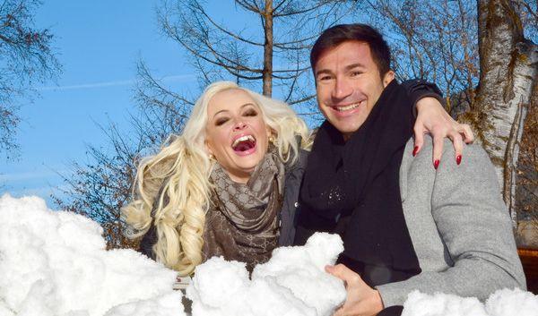 """Hochzeit Daniela Und Lucas Wiederholung  """"Daniela und Lucas Das Weihnachtsfest"""" als Wiederholung"""