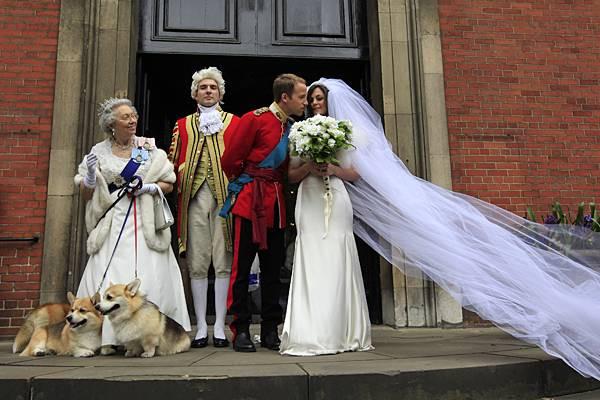 Hochzeit England 2019  Hochzeit in England Prinz Wurst und Käse Middleton S 4