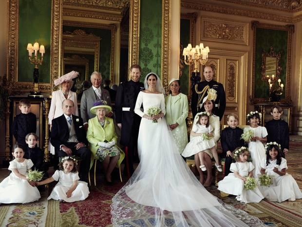 Hochzeit England 2019  Meghan Markle & Prinz Harry Die royale Hochzeit des