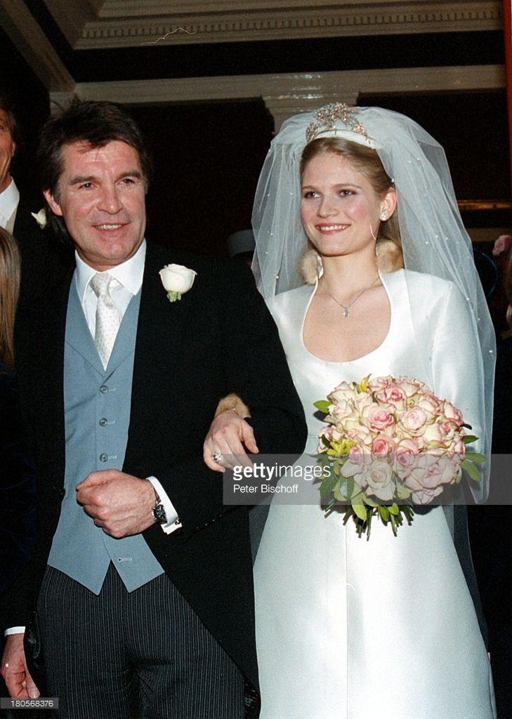 Hochzeit England 2019  Oliver Tobias Ehefrau Arabella Zamoyska Hochzeit