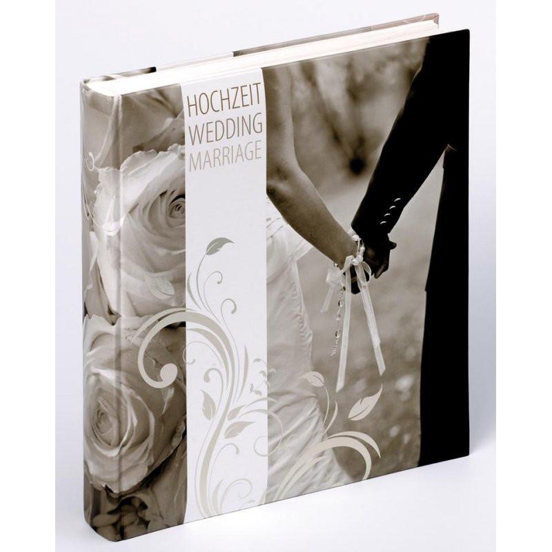 Hochzeit Fotoalbum  Fotoalbum Hochzeitsalbum Hochzeit Promessa 28x30 5 18 80