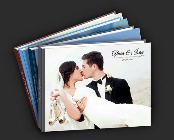 Hochzeit Fotoalbum  Fotoalbum Hochzeit erstellen lassen