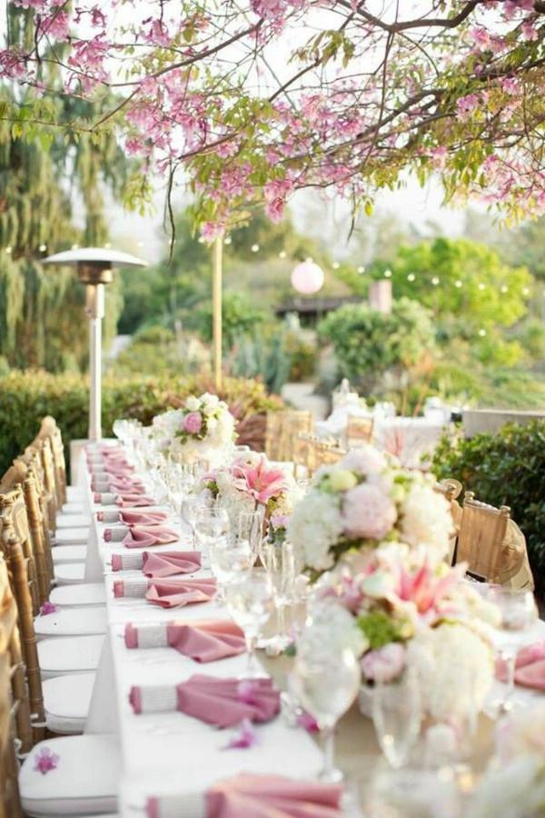Hochzeit Gartenparty  Fantastische Deko Ideen für eine Gartenparty Archzine