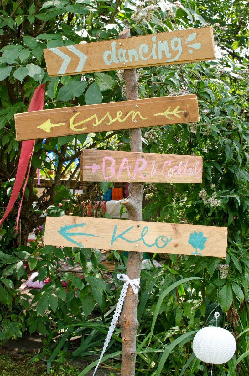 Hochzeit Gartenparty  The Boho Wedding Leelah Loves