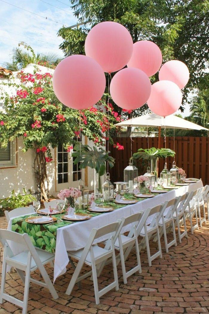 Hochzeit Gartenparty  Hochzeitsfeier im Freien Wenn Hochzeit im Garten