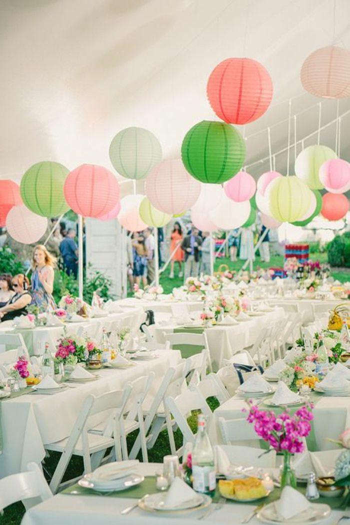 Hochzeit Gartenparty  Gartenparty Deko 50 Ideen wie Sie Ihr Fest schöner